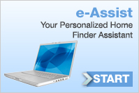 Your personalized home finder
